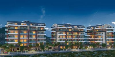 New Apartment Project in Kargıcak Area