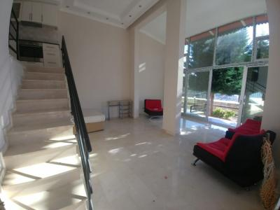 2+1 Villa in Alanya With Private Garden & Exterior Construction